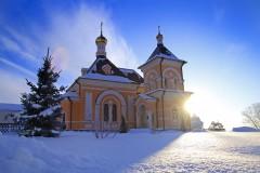 Преображенский Храм