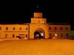 Ночь и Святые врата