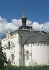Храм в честь прп. Илариона Великого