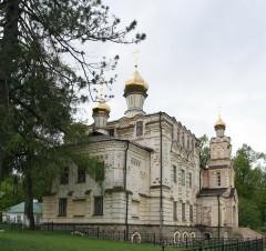 Храм в честь свт. Льва Катанского и прп. Иоанна Рыльского