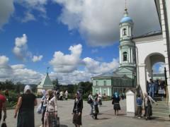 Новая встреча с Оптиной на Казанскую