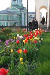 У Казанского храма