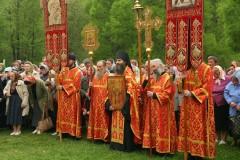 Авангард Крестного хода :)