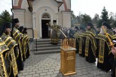 Панихида в день памяти трех убиенных братий