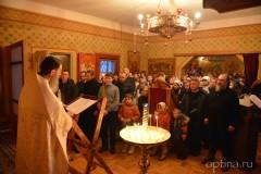 Проповедь в Предтеченском скиту