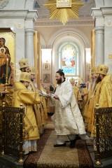 Хиротония архимандрита Леонида (Толмачева) во епископа