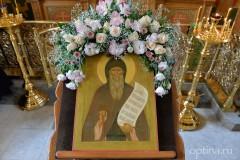 Память обретения мощей преподобных Оптинских старцев