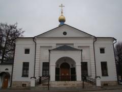 Центральный вход в Казанский Храм.JPG