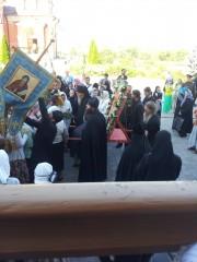 Крестный ход в честь Царственных мучеников