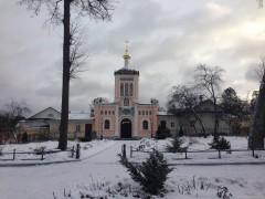 Предрождественская Оптина, 2015