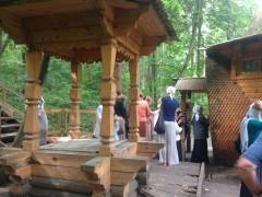 Клыково, престольный праздник Спас Нерукотворный, 29 авг 15г