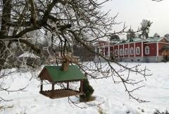 Птичья харчевня (часы работы с 13 до 14.30)
