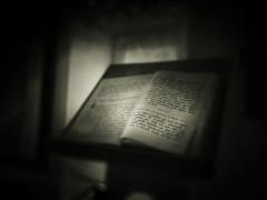 Да не отступит книга закона сего от уст твоих...