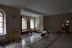 Внутренний вид храма Марии Египетской на 22.08.11
