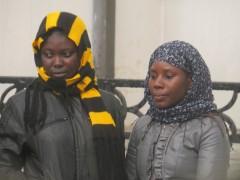 Африканские гости2