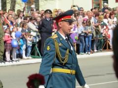 Парад Победы в Козельске1