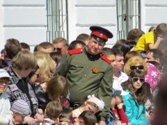 Парад Победы в Козельске3