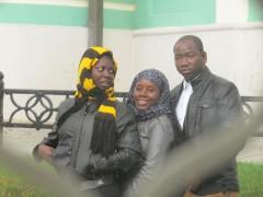 Африканские гости1