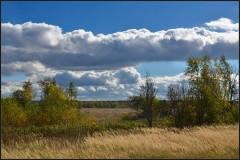 Облачные контрасты ( 29 сентября 2012 г.)