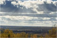 Солнечный душ сквозь облака ( 29 сентября 2012 г.)