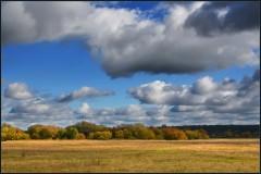 Холодное небо над теплой землей ( 29 сентября 2012 г.)