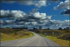 Хмурое небо над трассой ( 29 сентября 2012 г.)