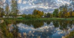 Тихая осень (снимок сделан 1 октября 2014 г.)