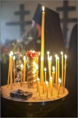 08_День памяти убиенных братий наших иерм. Василия, ин. Ферапонта, ин. Трофима. В часовне (18 апреля 2012 г. )