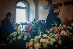 09_День памяти убиенных братий наших иерм. Василия, ин. Ферапонта, ин. Трофима. В часовне (18 апреля 2012 г. )