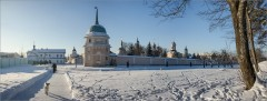 Зима пришла ( Снимок сделан 21 января 2014 г.)