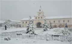 Снег идет ( 31 октября 2012 г.)
