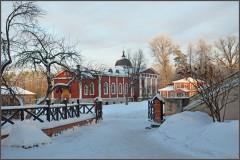 Скит зимой ( 15 января 2013 г.)