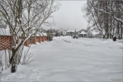 Снежное изобилие (снимок сделан 18 января 2013 г.)