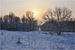 Провожая зимний вечер ( 9 декабря 2012 г.)