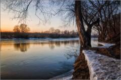Последний день зимы (снимок сделан 28 февраля 2014 г.)