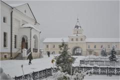 О первом снеге ( 31 октября 2012 г.)