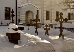 Погребенные снегом