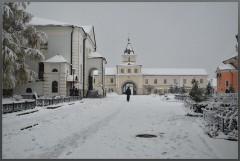 Первый снег ( 31 октября 2012 г.)