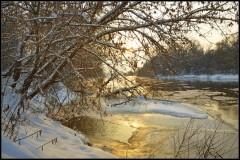 Золотая полынья ( 9 декабря 2012 г.)