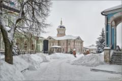 В снежном плену (снимок сделан 18 января 2013 г.)