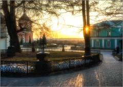 Мгновенье (снимок сделан 27 февраля 2014 г.)