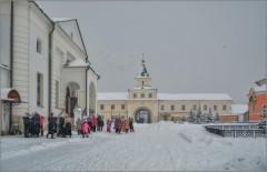 Снежные радости (снимок сделан 17 января 2013 г.)