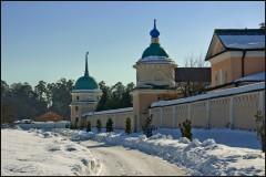 Монастырская дорога ( 23 февраля 2013 г.)