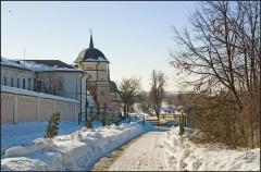 Северная монастырская дорога ( 23 февраля 2013 г.)