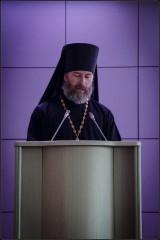 Вступительное слово настоятеля Старо-Голутвинского монастыря иг. Варлаама ( Горбунова ) ( 14 апреля 2013 г.)