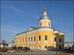 Храм преп. Сергия игумена Радонежского ( 14 апреля 2013 г.)