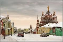 Брусенский монастырь и пизанская башня ( 2 февраля 2010 г.)