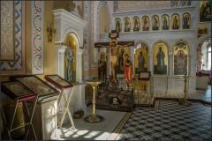 Храм трех святителей ( 14 апреля 2013 г.)