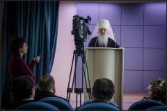 Выступление митрополита Крутицкого и Коломенского Ювеналия ( 14 апреля 2013 г.)