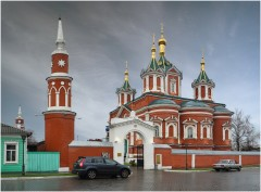 Брусенский Коломенский монастырь ( 9 ноября 2012 г.)